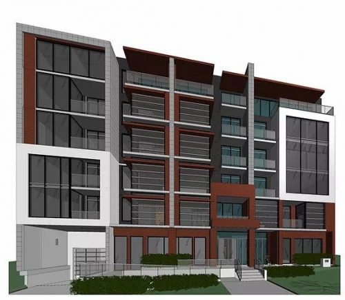 nahid 110 sheppard ave - model front 1