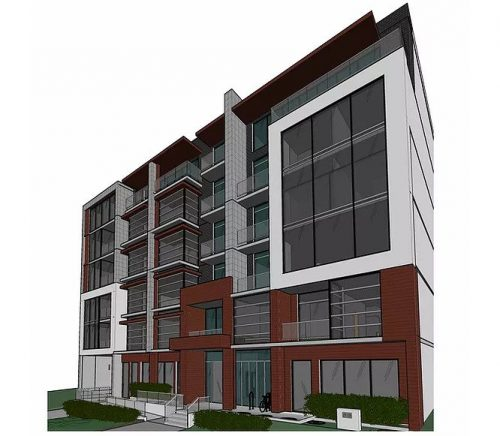 nahid 110 sheppard ave - model front 2