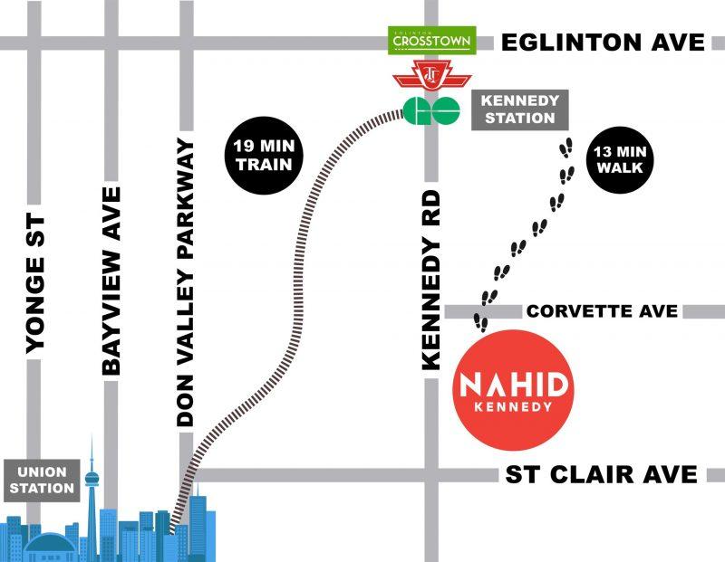 nahid kennedy downtown basic map